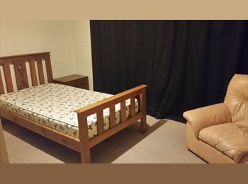 Large, Furnished Room with a Shower for Rent