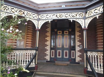EasyRoommate AU - Share House with old world charm - Geelong West, Geelong - $170 pw