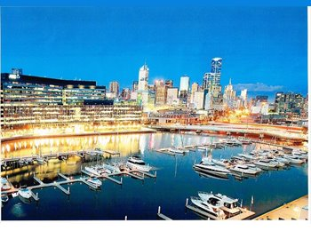 Perfect  Room for 1 or 2 in $1,000,000+ + Docklands...