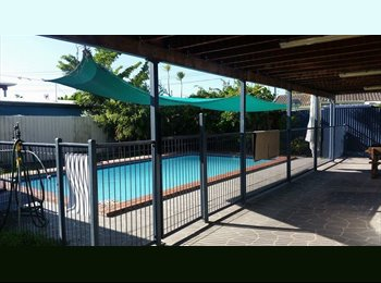 EasyRoommate AU - Room in house with POOL, free utilities! - Aitkenvale, Townsville - $170 pw