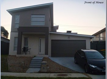 Share house in Pakenham, Vic 3810 with own floor