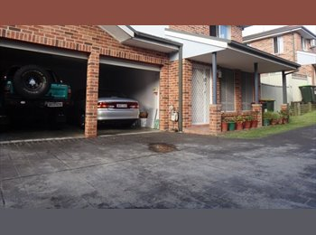 A Large room and a Garage  available for RENT, ($200/week)