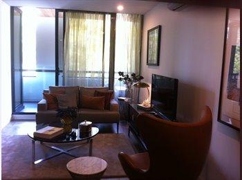 EasyRoommate AU - luxury FF city edge apartment, avail late April 2017, Melbourne - $375 pw