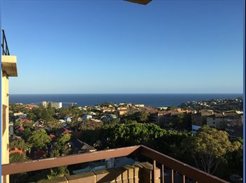EasyRoommate AU - Spare Room for Rent - Bondi sea views - Bondi, Sydney - $350 pw