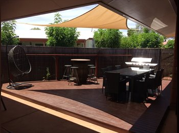 EasyRoommate AU - Room availabile in a relaxed share house. - Araluen, Alice Springs - $220 pw