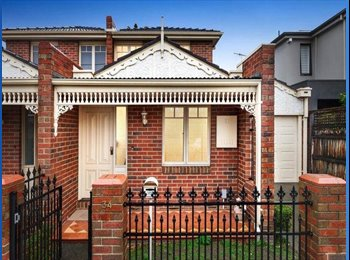 EasyRoommate AU - Prahran Share in lovely one way tree lined street - Prahran, Melbourne - $236 pw