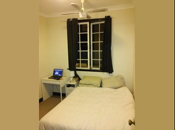 EasyRoommate AU - unfunished room in springhill - Spring Hill, Brisbane - $140 pw