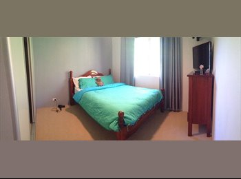 EasyRoommate AU - Main Bedroom in spacious two bedroom apartment! - Sutherland, Sydney - $215 pw