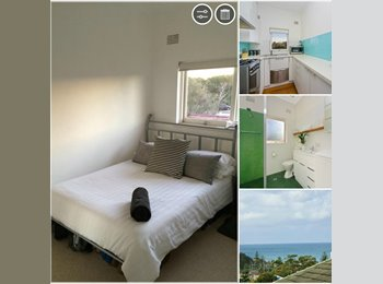 EasyRoommate AU - Sunny Top Floor Furnished Double Room - Freshwater - Freshwater, Sydney - $250 pw