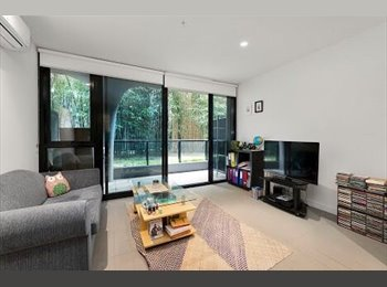 EasyRoommate AU - Room and bathroom for rent - West Melbourne, Melbourne - $255 pw