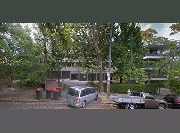 EasyRoommate AU - Wollstonecraft - Spacious quiet Appartment - Wollstonecraft, Sydney - $290 pw