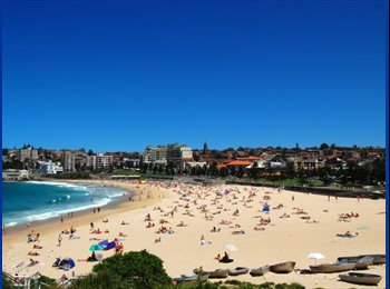 EasyRoommate AU - Stones throw from the beach. Own bathroom! - Coogee, Sydney - $350 pw