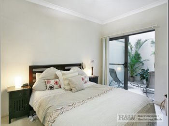 EasyRoommate AU - Bedroom available w private bathroom & courtyard - Stanmore, Sydney - $350 pw