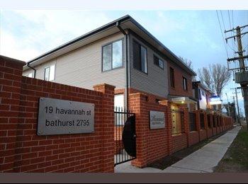 EasyRoommate AU - Havannah Accommodation-Student Accommodation - Bathurst, Bathurst - $225 pw