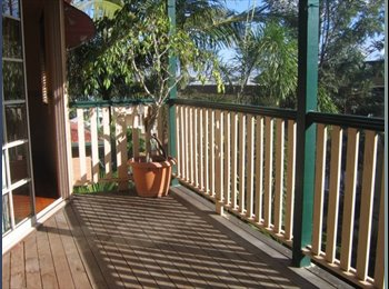 EasyRoommate AU - Townhouse to share - Red Hill, Brisbane - $200 pw