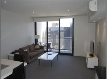 EasyRoommate AU - MODERN ONE BEDROOM FULLY FURNISHED!! - Perth, Perth - $200 pw