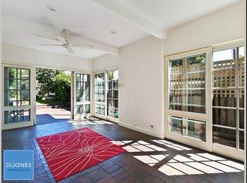 EasyRoommate AU - Huge master bedroom in beautiful Paddington terrace - Paddington, Sydney - $375 pw