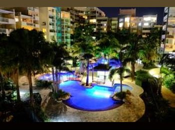 EasyRoommate AU - Cathedral Place Apartment, Fortitude Valley for rent - Fortitude Valley, Brisbane - $330 pw