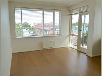 EasyRoommate AU - St Kilda - 1 Room Available in 2 Bedroom Apartment - - St Kilda, Melbourne - $200 pw