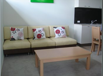 EasyRoommate AU - This is a Beautiful One Bedroom + Study, Fully furnished Unit. - Brisbane, Brisbane - $150 pw