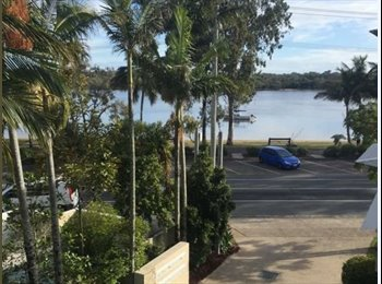 EasyRoommate AU - Beachfront Amazing Room available Right on Noosa River! Fully Furnished - Noosaville, Sunshine Coast - $155 pw