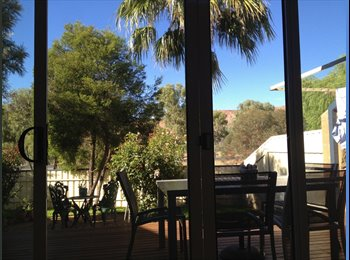 EasyRoommate AU - Room for rent in lovely unit.... - Alice Springs, Alice Springs - $220 pw