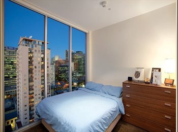 EasyRoommate AU - perfect view - Melbourne, Melbourne - $150 pw
