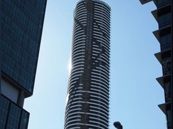 EasyRoommate AU - 64th Floor of Meriton Infinity - Brisbane, Brisbane - $320 pw