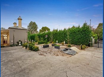 EasyRoommate AU - 1 ROOM AVAILABLE IN THIS SPECTACULAR HERITAGE LISTED MANSION IN THE HEART OF TOWN! - St Kilda, Melbourne - $200 pw