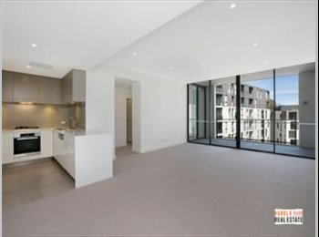 EasyRoommate AU - BEAUTIFUL, Brand new apartment near Glebe. Available NOW! - Forest Lodge, Sydney - $450 pw
