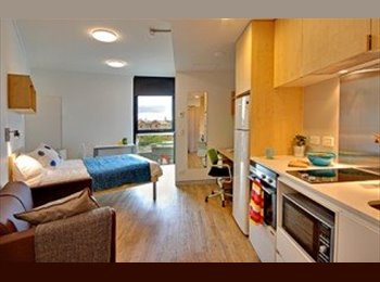 EasyRoommate AU - Urbanest Student Accomodation Large Studio Apartment - Redfern, Sydney - $538 pw