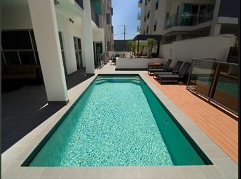 EasyRoommate AU - 1 BR - Ensuite Room for Rent (in 2b 2b apartment) ( 250p/w)  - West End, Brisbane - $250 pw