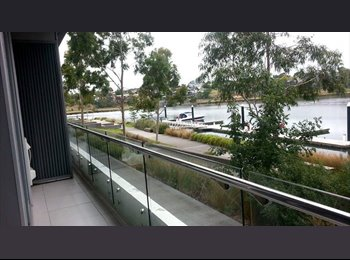 EasyRoommate AU - Urgent! Modern apartment with waterfront views - Maribyrnong, Melbourne - $170 pw