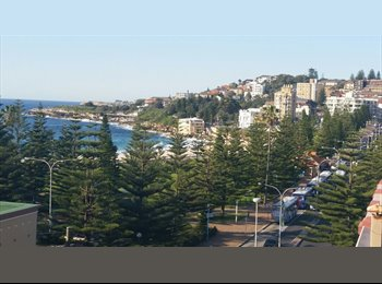 EasyRoommate AU - Room in stylish security Unit across from North Coogee Beach - Coogee, Sydney - $325 pw