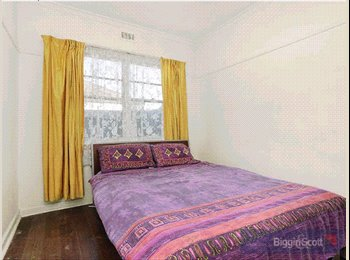 EasyRoommate AU - House For Short Term Rent in Spotswood - Spotswood, Melbourne - $163 pw