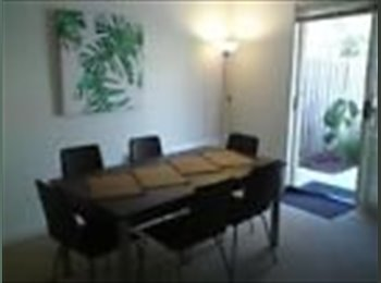 Furnished accommodation in Brunswick (5km to CBD)