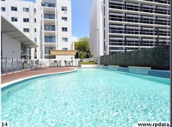 EasyRoommate AU - Modern, Convenient & Comfortable Apartment - West Perth, Perth - $200 pw