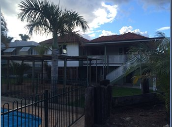 EasyRoommate AU - $174pw room in 4 bedroom house  - Windsor, Brisbane - $174 pw