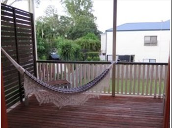 EasyRoommate AU - Large Ensuited, Air Conditioned room in an awesome large two storey house is up for rent - Enoggera, Brisbane - $215 pw
