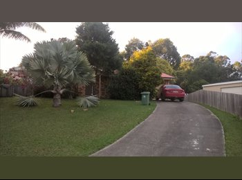 EasyRoommate AU - 2 rooms at narangba $120 week available now - Narangba, Brisbane - $120 pw