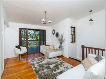 EasyRoommate AU - Bedroom Available In Petrie Terrace Queenslander - Brisbane, Brisbane - $190 pw
