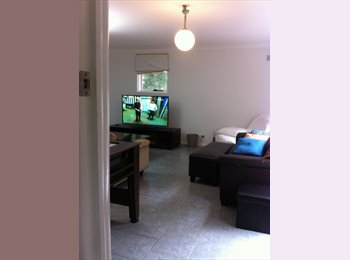 2x 2 bedroom one bathroom areas  Only 1 person per room
