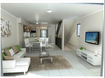 Near new spacious room with own bathroom, air-con, internet...