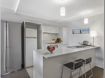 EasyRoommate AU - Beautiful spacious apartment - room to rent  - West End, Brisbane - $250 pw