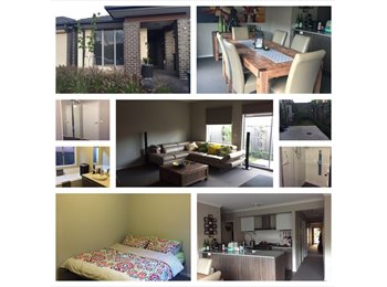 EasyRoommate AU - FURNISHED ROOM FOR RENT - Epping, Melbourne - $200 pw