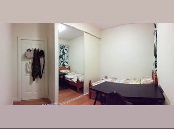 EasyRoommate AU - Shortterm Masterroom, closed to city,furnished and Bills include - Ashfield, Sydney - $200 pw