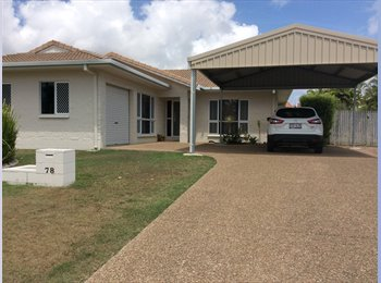 EasyRoommate AU - Accommodation five minutes from JCU, Hospital and Shopping Centres - Annandale, Townsville - $185 pw