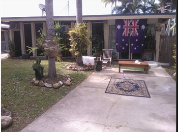 EasyRoommate AU - a top spot with easy going person - Earlville, Cairns - $150 pw