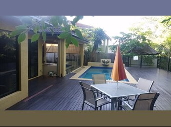 EasyRoommate AU - Room for rent in Spacious Friendly Sharehouse, Cairns - $160 pw