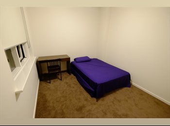 EasyRoommate AU - Furnished double room at Prahran only 300/wk includes all bills - Prahran, Melbourne - $300 pw